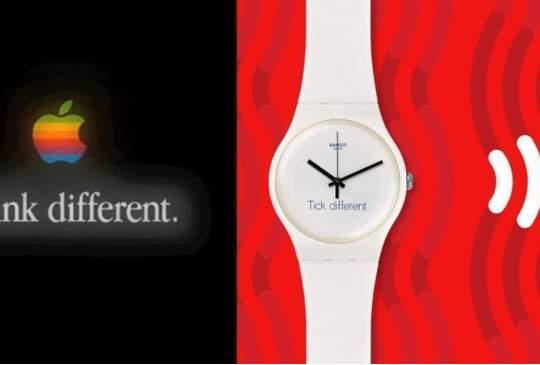 Tick different: of hoe Apple zijn merkrecht probeert te beschermen.
