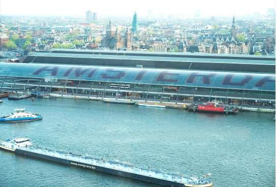 Amsterdam beste stad ter wereld voor 'millennials'