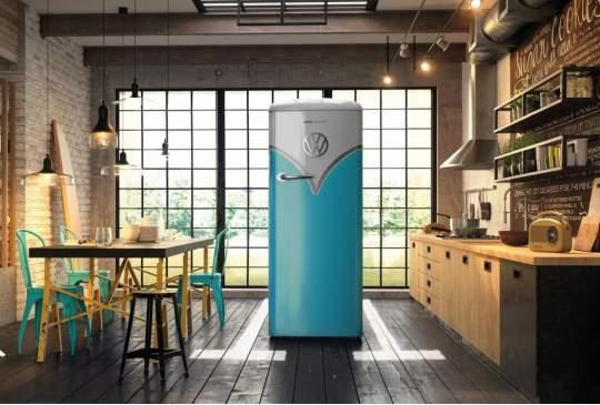 VW-Gorenje koelkast