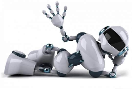 Deze grafiek toont welke jobs verloren zullen gaan door robotisering