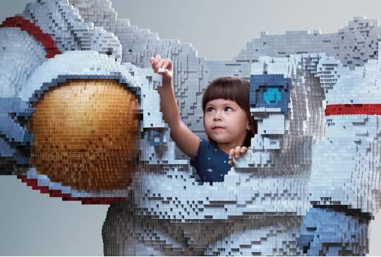 3 zilveren Lions voor deze prachtige Lego ads