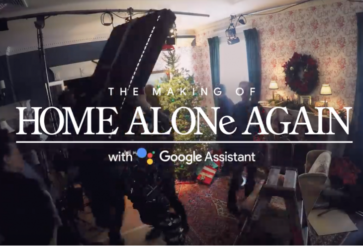 And the winner is: Google Home Alone Again