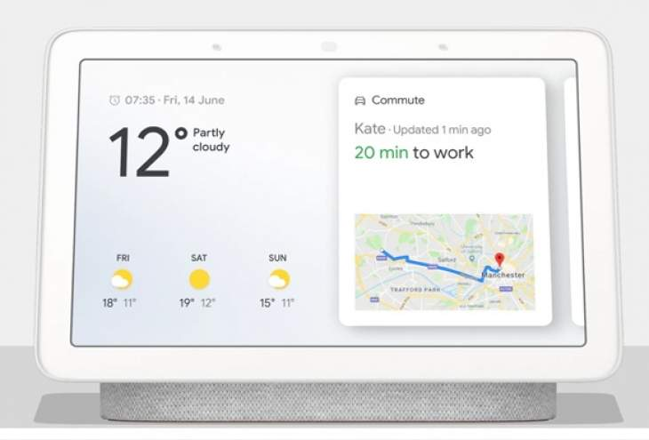Google Home wordt Google Nest